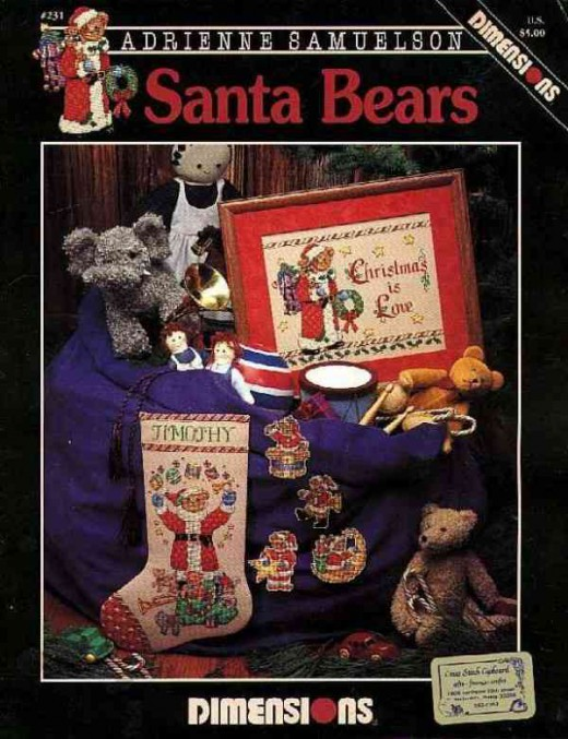 Медведь-Санта