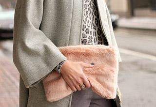 Модные тенденции зимы 2016: мех