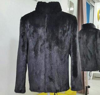 Мужская меховая куртка